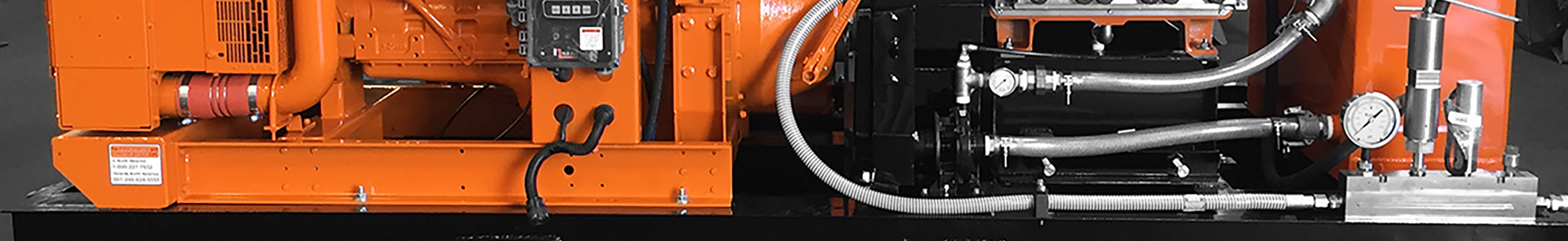 Diesel Water Jetting Systems
