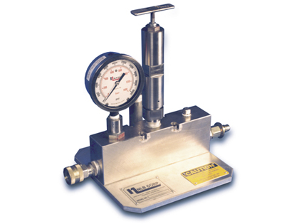 Pressure Reducing Stations