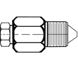 Ultra-High Pressure Male-To-Female Connectors
