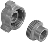 wing unions - pipe thread npt