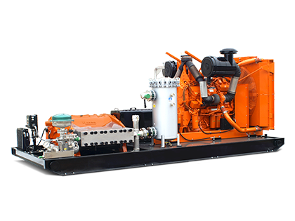 1005 Series Diesel Water Jet Pump System