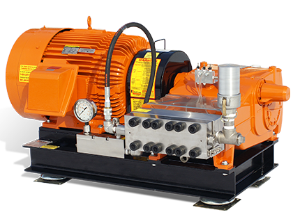 125 Series Electric Water Jet Pump System