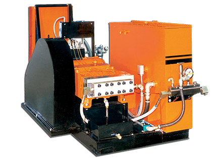 225 Series Electric Water Jet Pump System