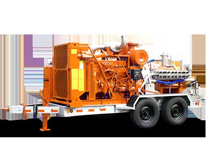 325 Series Diesel Units | NLB Corporation