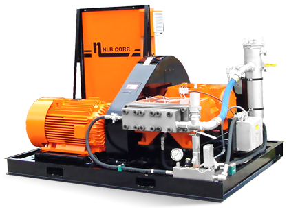 605 Series Electric Water Jet Pump System