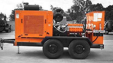 High Pressure Water Jetting Systems & Blasting Equipment