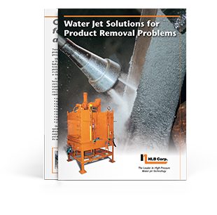 High Pressure Water Jet Deflashing & Deburring Equipment | NLB