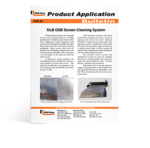 Product Application Bulletin 23