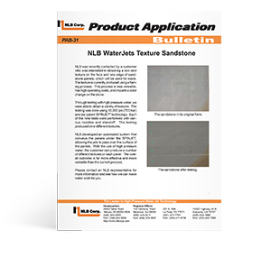 Product Application Bulletin 31