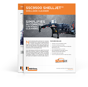 SSC9500 Shellside Cleaner