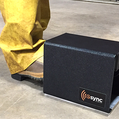 eSync™ Foot Control