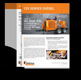 125 series diesel brochure