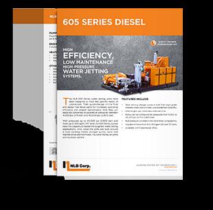 605 series diesel brochure