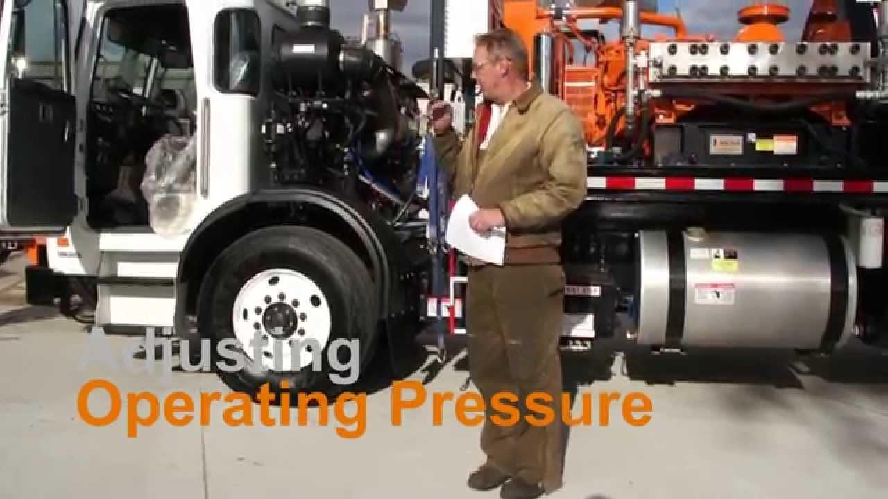 StarJet Pump Pressure Adjustment